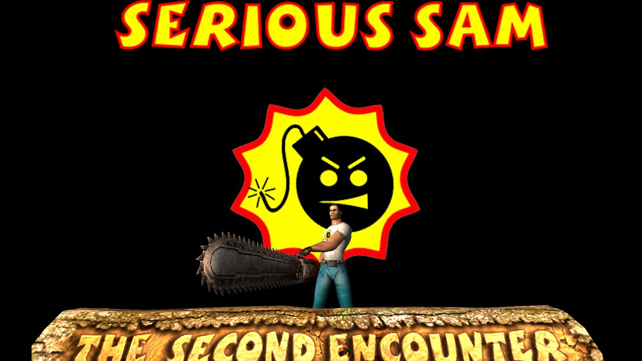 Serious Sam: Classic The Second Encounter (PC) - The Elephant Atrium