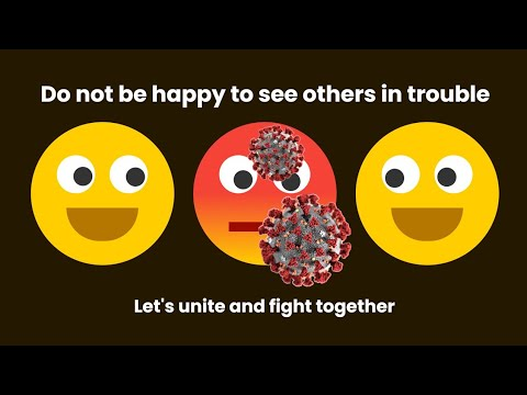 Let's Unite And Fight Together | Animated Eyes Follow Mouse Cursor Using Vanilla Javascript