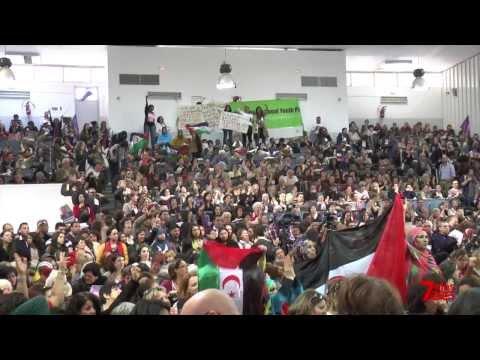 Túnez, la primavera de la dignidad. FORO SOCIAL MUNDIAL 2013. TÚNEZ