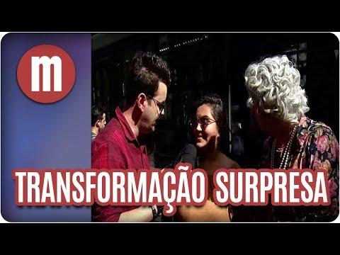 Transformação surpresa! - Mulheres (30/08/17)