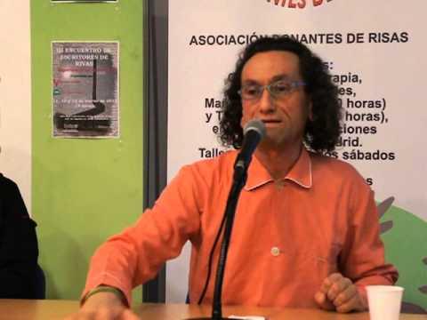 Donantes de Risas y Javier Jurdao 4/10_Conferencia