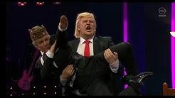 Trumpin ja Putinin vierailu Suomessa | Putous 10. kausi | MTV3