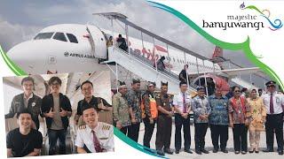 Rute Baru Batik Air ke Banyuwangi | Terbang Bareng Capt. Vincent Raditya