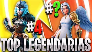 TOP 10 THE BEST FORTNITE LEGENDARY SKINS 💎 THE BEST LEGENDARY SKIN IN FORTNITE