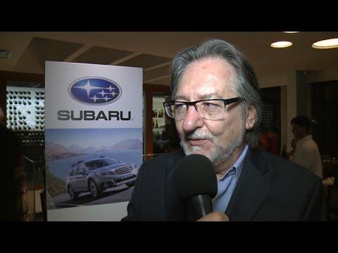 SUBARU: Flavio Padovan apresenta os novos Legacy e Outback.