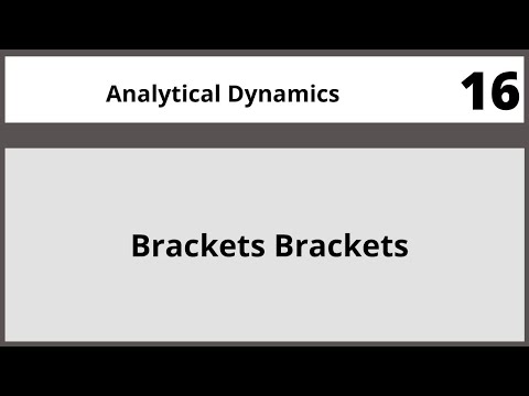 Analytical Dynamics in Hindi Urdu MTH382 LECTURE 16