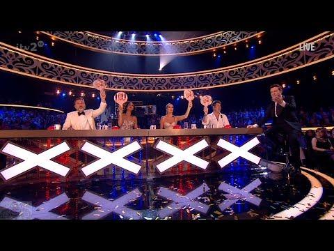 Britain's Got More Talent 2017 Live Finals Judges Interview Full S11E13