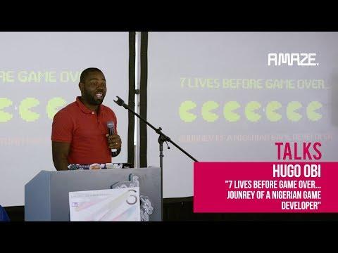 Hugo Obi: 7 Lives before game over: Nigerian mobile game devs