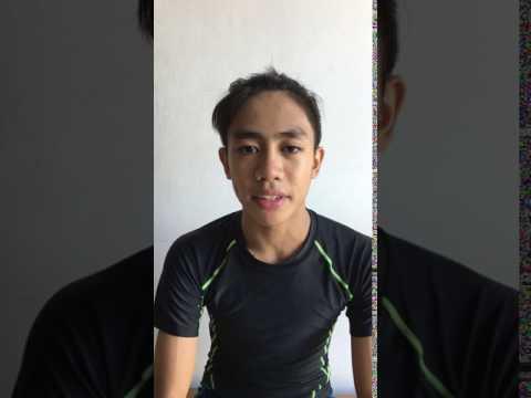 John Edmar Sumera - 16 years old - Philippines