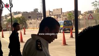 ضابط مرور الاميرية يوجه تعليمات للحاصلين علي رخصة القيادة