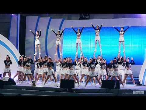 일본 치어리딩팀 브레이브스 JAPAN Cheerleading Team BRAVES of Nippon Bunri University( NBU / 일본문리대학/日本文理大学)