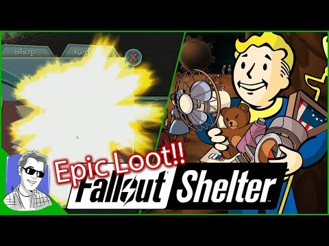 Fallout Shelter Vault 808 Lucky Looter