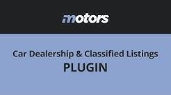 Motors - Car Dealership & Classified Listings Plugin - StylemixThemes