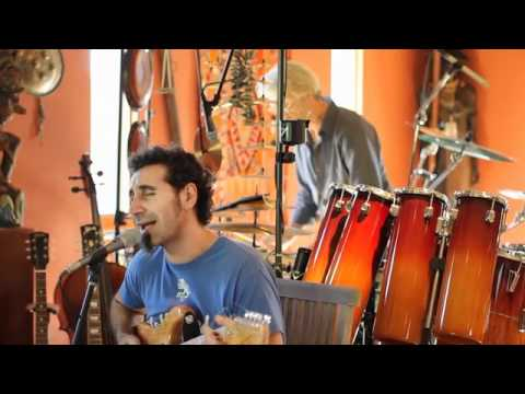 Serj Tankian, Stewart Copeland, Omar Fadel at the Sacred Grove
