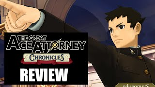 The Great Ace Attorney Chronicles Review - The Final Verdict (Video Game Video Review)