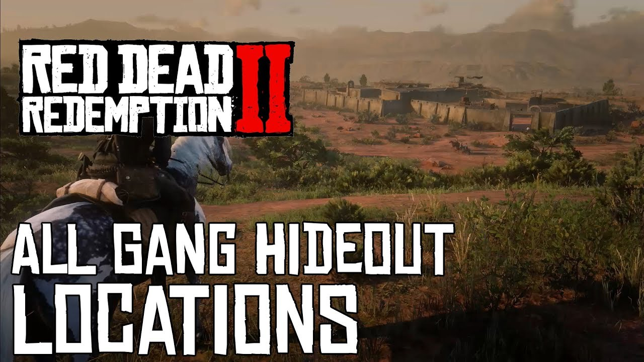 Red Dead Redemption 2: Gangs guide | Metabomb