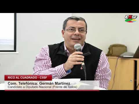 Martínez: Macri nos llevó a una catástrofe económica y social