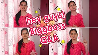First Vlog After BB | Q&A Session | Anithasampath Vlogs