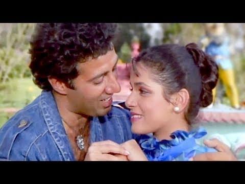 Bandhan Toote Na Sunny Deol Neelam Paap Ki Duniya Song 2 Youtube