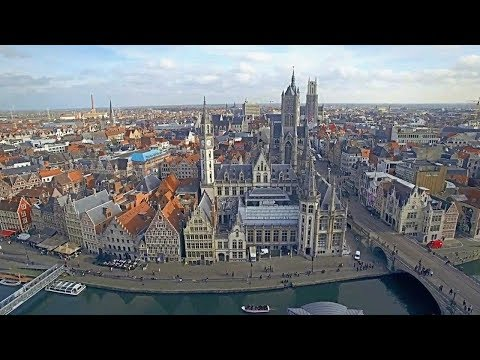 GHENT- BELGIUM  HD