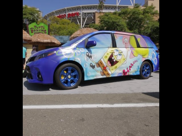 Toyota: SurpiseBob DelightPants