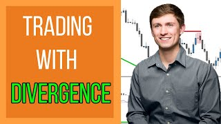 Simple Divergence Forex Strategy Explained: With Trade Examples!