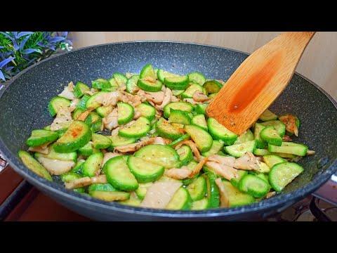meilleure-recette-au-blanc-de-poulet-🔝👌/dîner-facile-rapide-cuisine-marocaine
