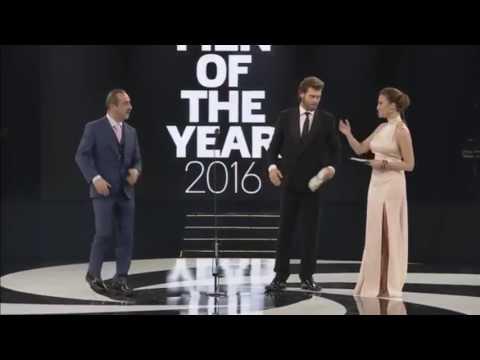kivancTatlitug's speech when receiving GQ Man of the Year Award