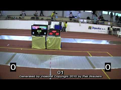 European championships U23 Bratislava Yellow EF.mp4