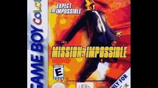 Mission: Impossible (Game B๐y Color)