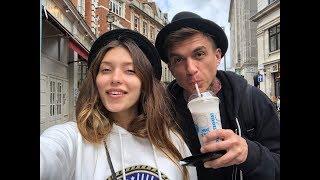 VLOG6: Лучшее путешествие в Лондон на День Рождения. (Часть 1)
