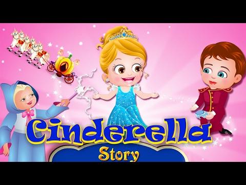 Baby Hazel Cinderella Story | Fairy Tales for Kids | Animated Movie by Baby Hazel Cartoons