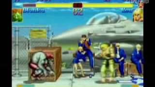 tougeki 2008 super street fighter iix 2 on 2 tournament 1st round 6