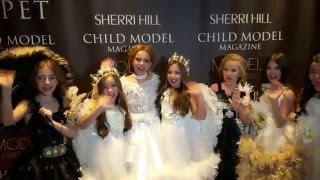 Six in the City attends Child Model Magazines 2015 Top Model
