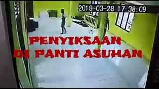 Penyiksaan Anak Yatim tertangkap CCTV