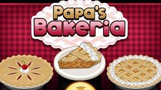 Papa's Bakeria ( Juego Aleatorio )