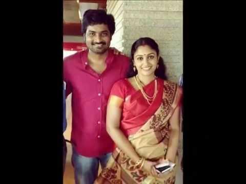 tv serial actress sreeja chandran got married to tamil