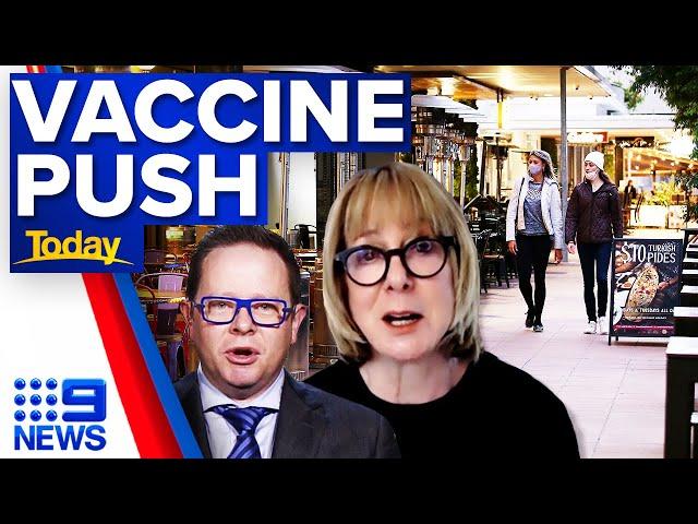 Queensland government announces border roadmap   Coronavirus   9 News Australia