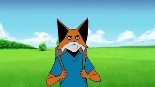 El Invencible Ph'Ox. Animación de Prueba - No de BG