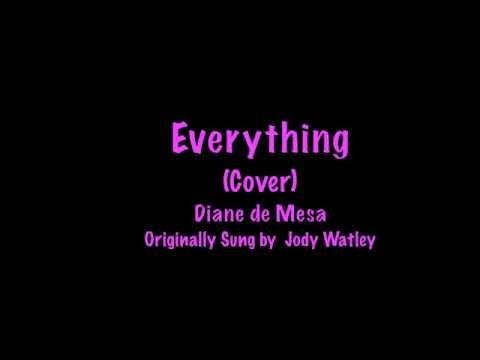 Everything - Jody Watley (Cover) - Diane de Mesa