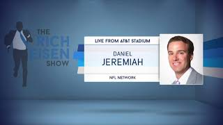 NFL Network's Daniel Jeremiah on a Possible 3-Team Trade in NFL Draft | The Rich Eisen Show