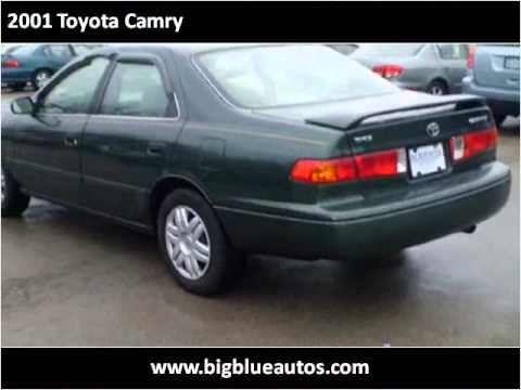 2001 Toyota Camry Available From Big Blue Autos Youtube
