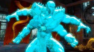 Mortal Kombat Komplete Edition - Crystal Kintaro & Kiro Tag Ladder 4K Gameplay Playthrough