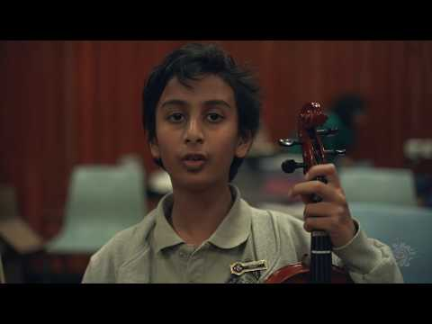 Parramatta West Children's Orchestra: Social action through music. Symphony For Life Foundation