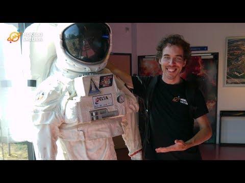 Space Expo Noordwijk muziejus Nyderlanduose