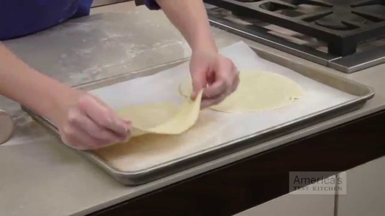 How to cook flour