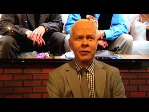 Reminiscing with Gunther James Michael Tyler about Friends