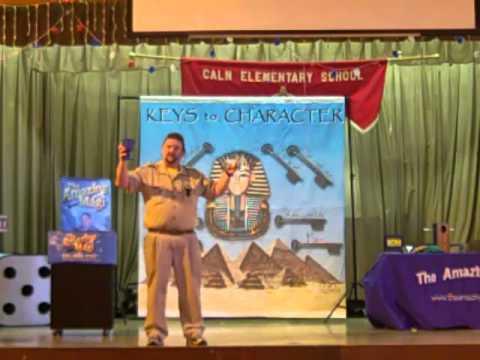 The  Amazing Magi at Caln Elementary School