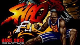 Game Over: Shaq Fu (Genesis) - Defunct Games