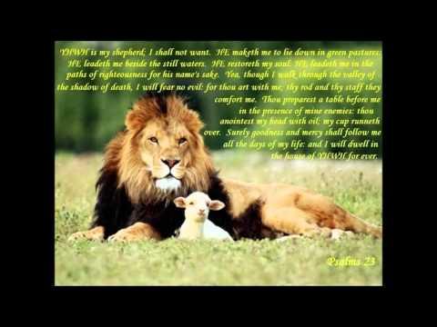 Psalms 23 Malayalam